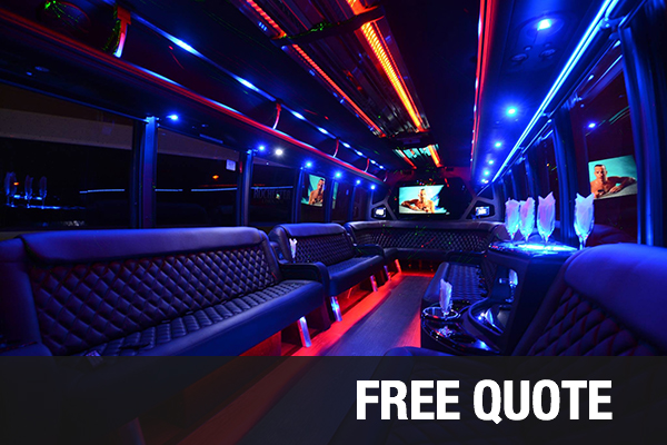 Party Buses For Rental Riverside