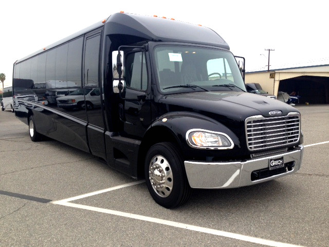 riverside party bus rental
