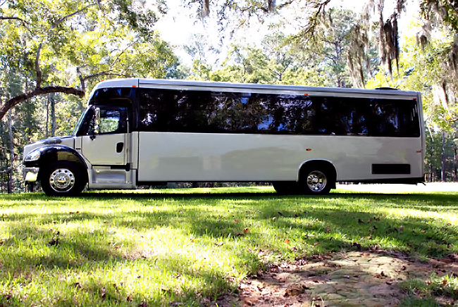 Riverside 40 Person Shuttle Bus